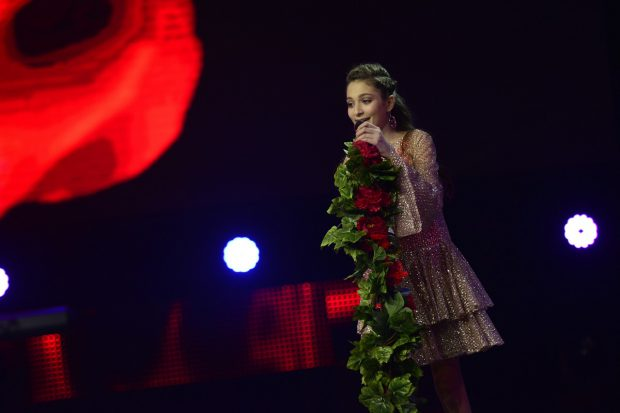 """Francesca Nicolescu este Finalistul Publicului în galele """"X Factor"""""""