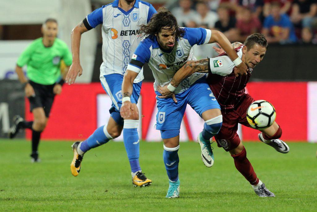 Ponturi pariuri fotbal Romania – CFR Cluj vs CS U Craiova  Cs U Craiova-cfr Cluj