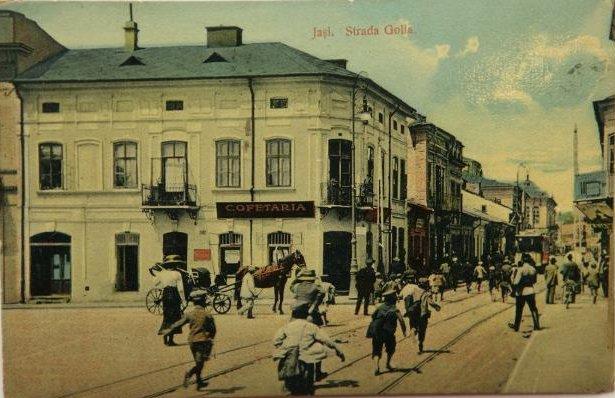 Moartea violenta a scriitorului Ion Creangă în noaptea de Anul Nou. S-a prăbușit într-o tutungerie
