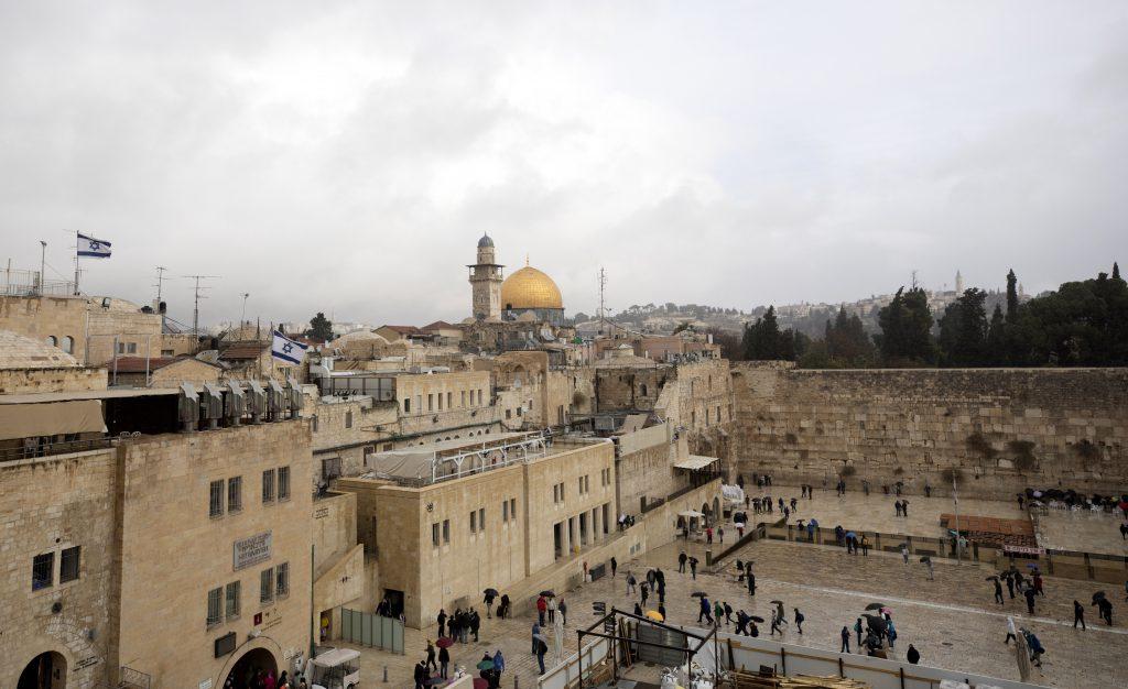 Istoria conflictului din Ierusalim