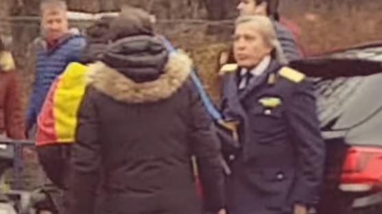 Ilie Năstase a fost dat afară din zona oficială de la parada de 1 Decembrie. Primele declarații