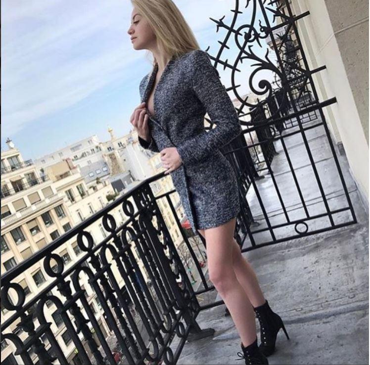 Fiica unui miliardar rus
