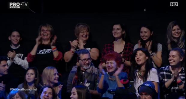Cum arată mama lui Adrian Despot și de ce a venit la Finala Vocea României 2017
