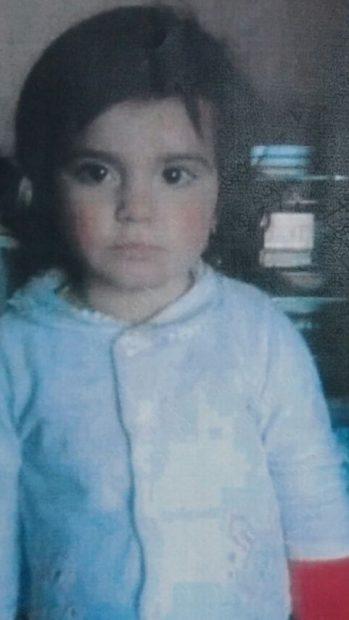 Gabriela Raluca Aldea, de numai doi anișori