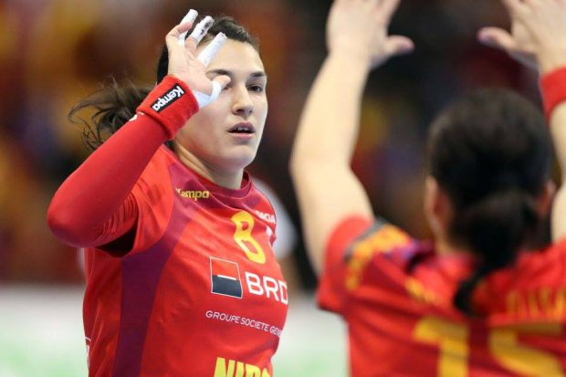 Iulia Dumanska și Cristina Neagu, lideri la Campionatul Mondial de handbal feminin 2018