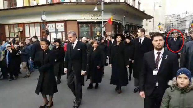 Generalul Gelaledin Nezir a coordonat funeraliile Regelui Mihai