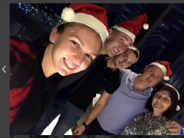 Cum au petrecut Crăciunul vedetele din sportul românesc | FOTO&VIDEO