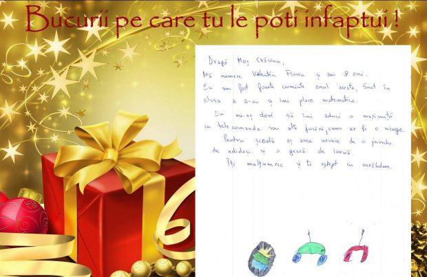REPORTAJ/N-au vrut PS4 și smartphone de Crăciun, ci șosete, haine, jucării și dulciuri. Scrisorile copiilor sărmani către Moș Crăciun| FOTO/VIDEO