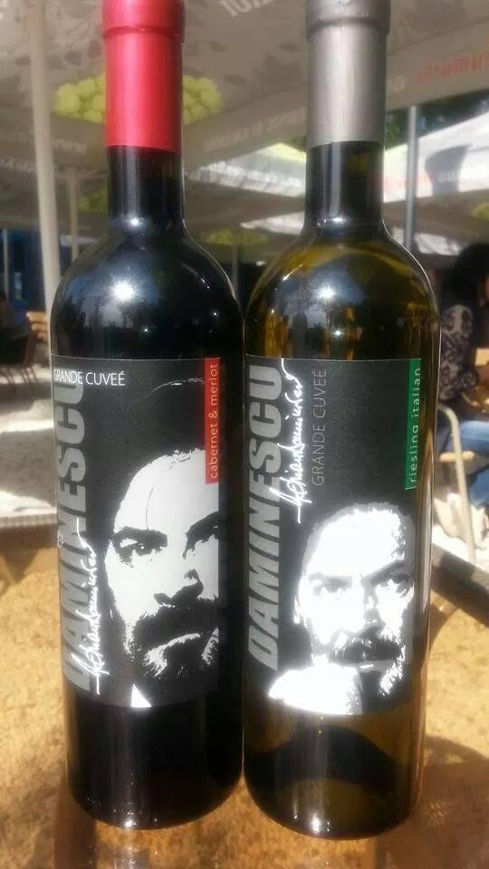 Vedetele nostre se gustă și la pahar. Adrian Daminescu, Florin Piersic și Vali Crăciunescu au propriul vin
