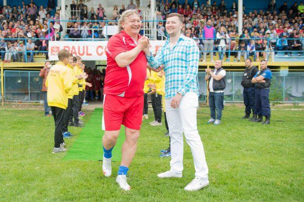 """Cine este Paul Cotîrleț, șeful Departamentului Centenar: """"A jucat fotbal, era un mijlocaș lent. Nu putea să alerge din cauza platfusului!"""""""