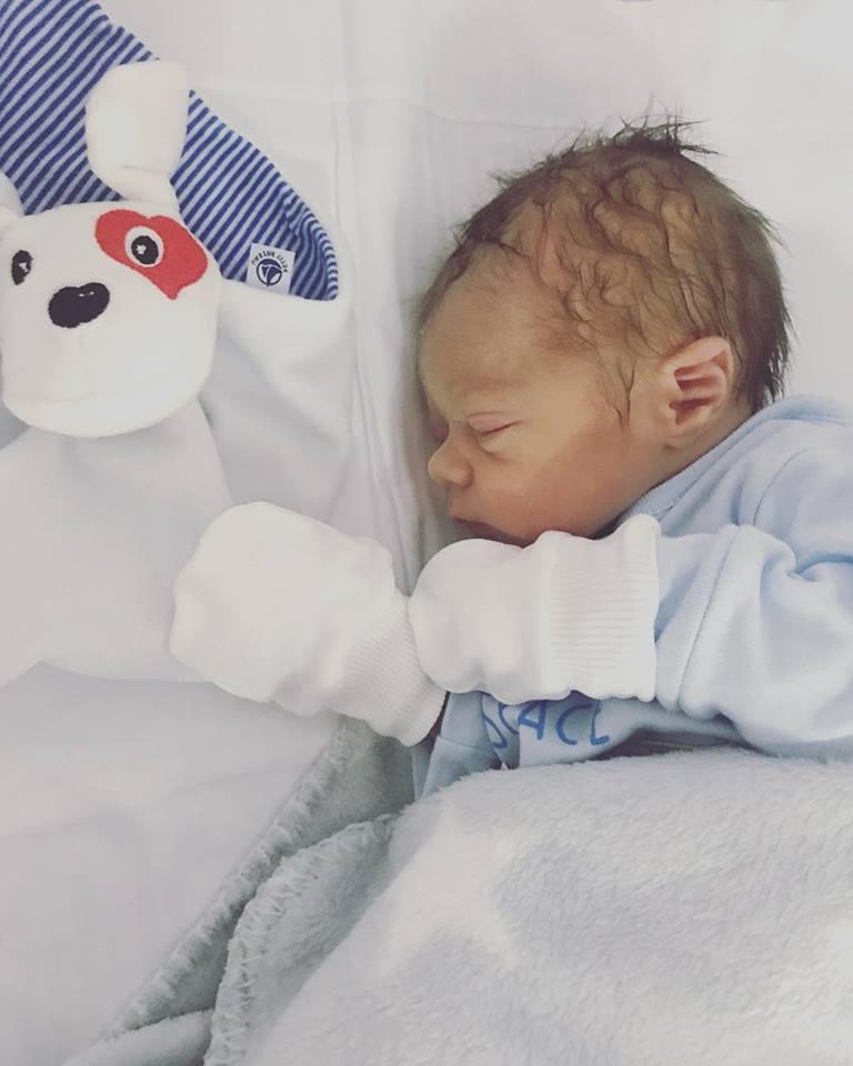 Jucătoarea de tenis Andreea Mitu a născut. Prima poză cu bebelușul Adam