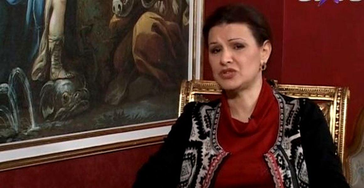 Maria Buză a avut un an foarte greu.