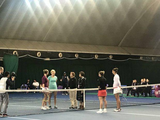 LIVEBLOG Turneul de tenis de la Shenzhen. Perechea Halep - Begu a câștigat finala de dublu! E primul trofeu la dublu pentru Simo! / LIVETEXT&VIDEO