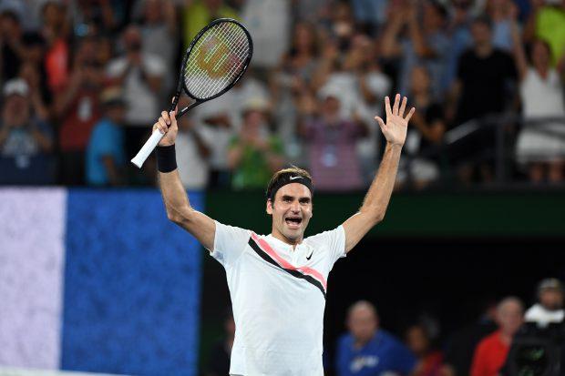 Roger Federer - Marin Cilic, în finala Openului Australiei 2018. Elvețianul, titul 20 de Mare Șlem!