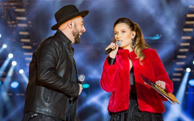 CRBL și Ionela Năstase, prezentatorii Hit Revelion 2018