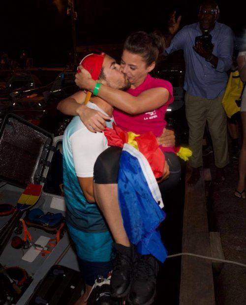 Ionuţ Olteanu şi-a cerut iubita în căsătorie la finalul competiţiei pe care a câştigat-o