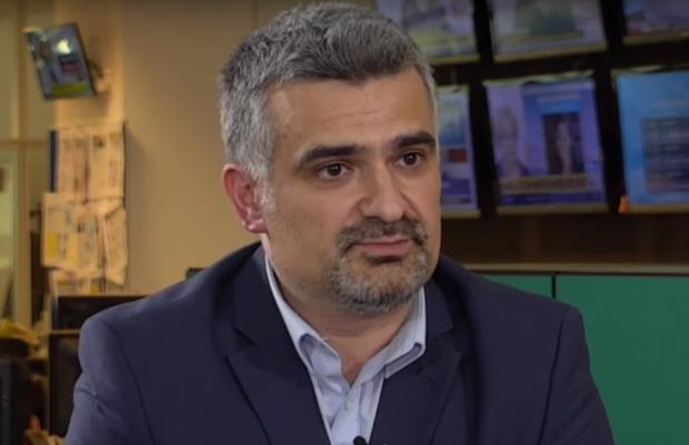 """Medicul psihiatru Eduard Moțoescu, directorul medical al Spitalul Clinic de Psihiatrie """"Alexandru Obregia"""" din București, la interviurile Libertatea LIVE."""