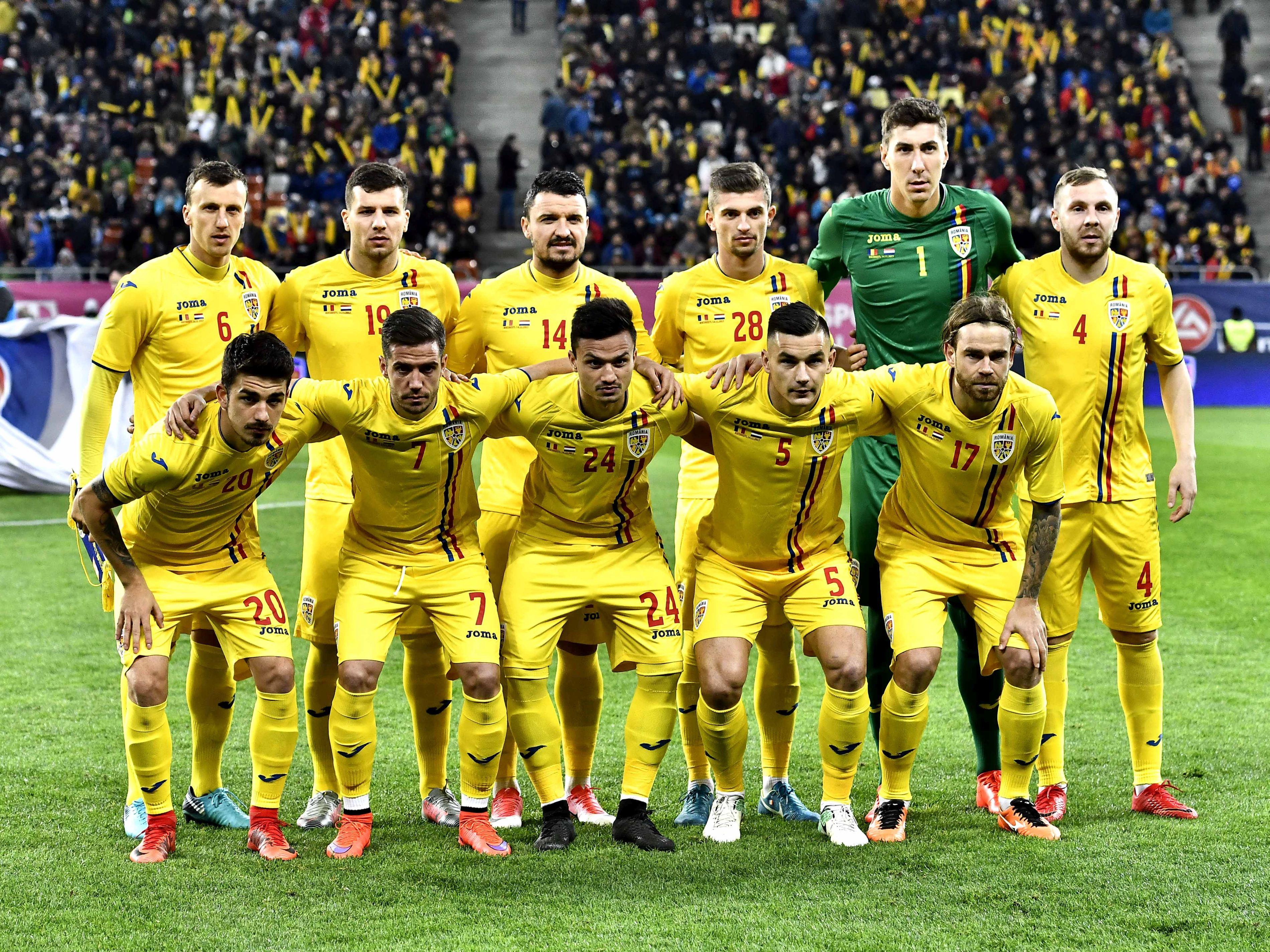Fotbaliștii din naționala României speră să facă o figură frumoasă în Nations League. (FOTO: HEPTA)
