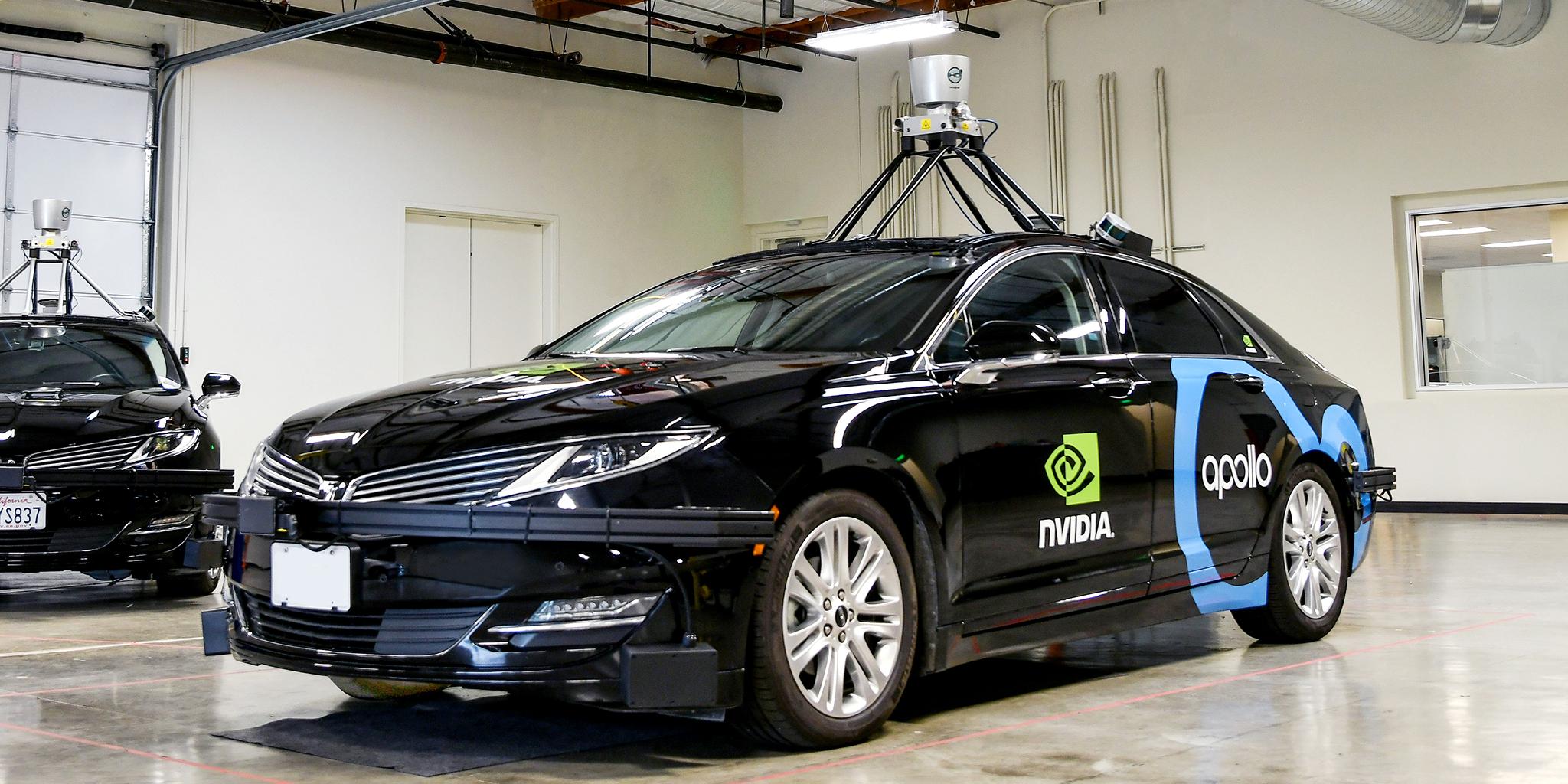 Nvidia se aliază cu Uber și Volkswagen pentru mașini autonome. de asemenea, motorul chinez de căutare Baidu va folosi tehnologia Nvidia