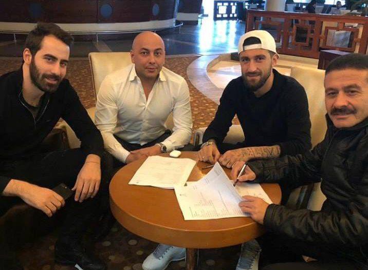 Paul Papp a semnat cu Sivasspor. Este al șaptelea club pentru fotbalistul român