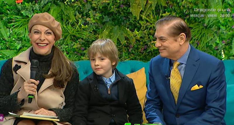 Cum arată fiul Prințului Paul și al Prințesei Lia. Puștiul a împlinit opt ani