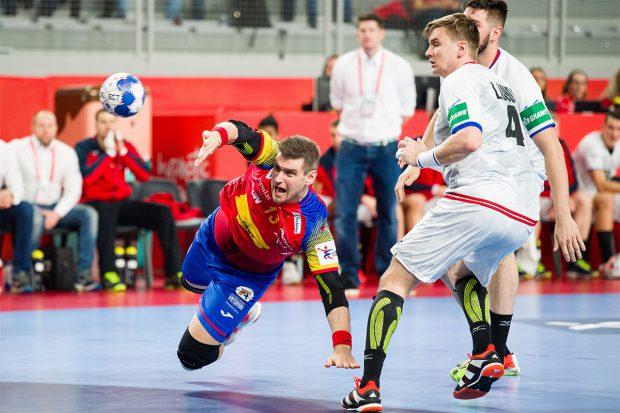 Campionatul European de handbal masculin 2018. Spania a câștigat trofeul. Suedia, pe 2, bronz pentru Franța. Arbitrii Din și Dinu, la ultimul meci | FOTO&VIDEO