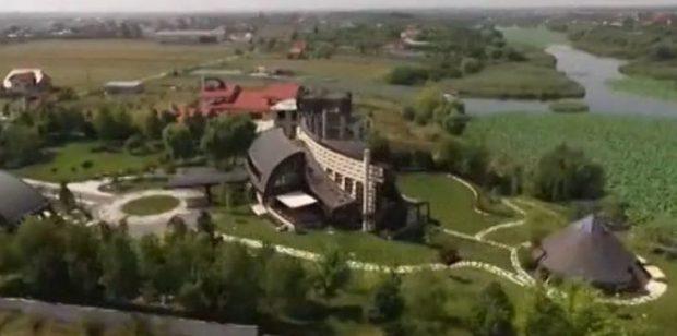 Casa din satul Vlădiceasca (foto kanald)