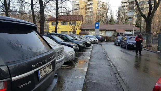 La nivelul Sectorului 6 sunt disponibile aproximativ 37.500 de locuri de parcare, 99% fiind în prezent ocupate