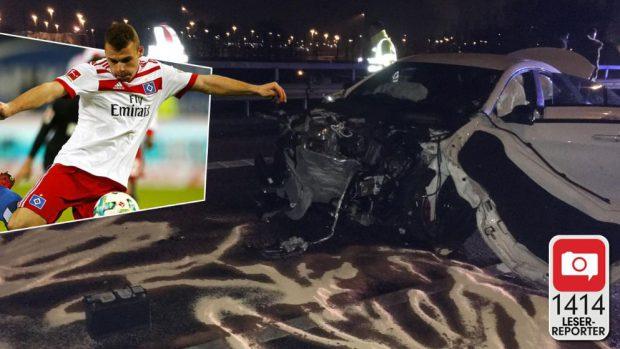"""Un internațional băut și fără permis a făcut accident rutier: """"Nu tolerăm așa ceva!"""""""