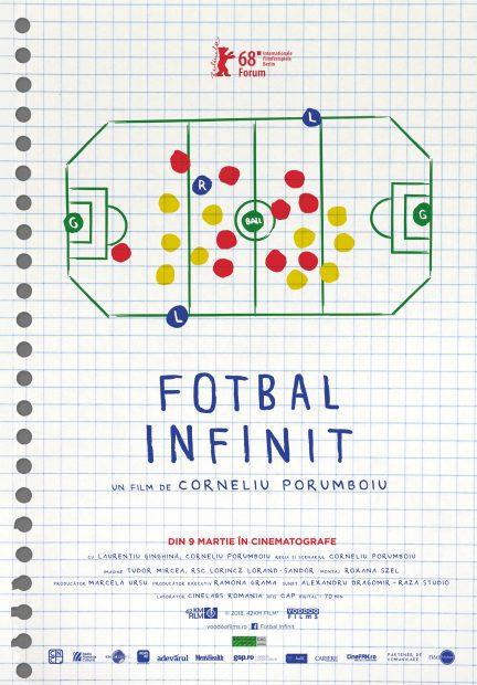 VIDEO/Corneliu Porumboiu, film care vrea să revoluționeze fotbalul. L-a finanțat din banii lui și a filmat cu doi cameramani