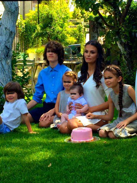 """EXCLUSIV / Anca Serea e pregătită pentru al șaselea copil. """"Poate să vină cât de curând"""""""