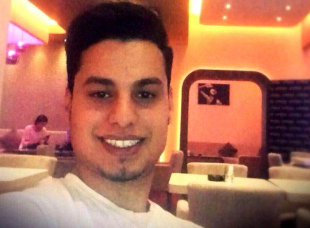 Ahmed Othman, libianul care i-a tăiat gâtul iubitei sale, nu a putut fi audiat din cauza stărilor de sevraj