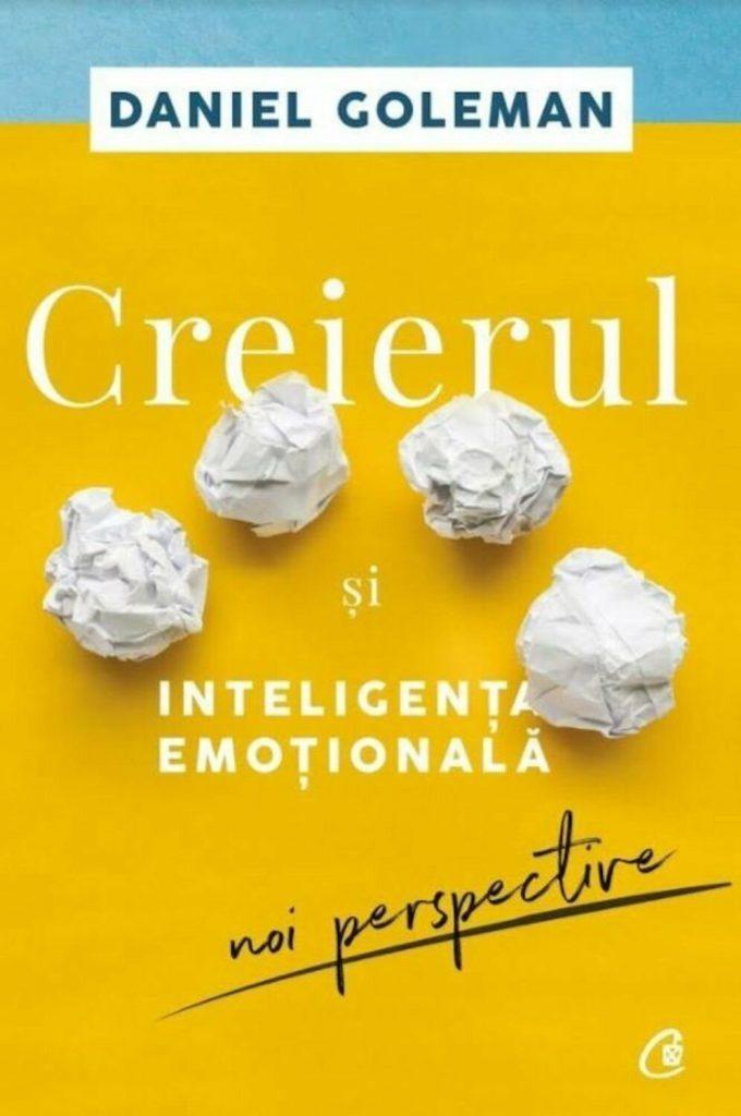 carte creierul si inteligenta emotionala