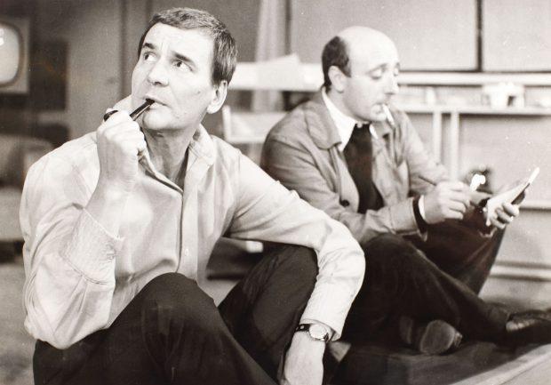 Lucrurile marelui actor Radu Beligan, scoase la vânzare de familie. Fotografii rare, mobilă scumpă și trofee