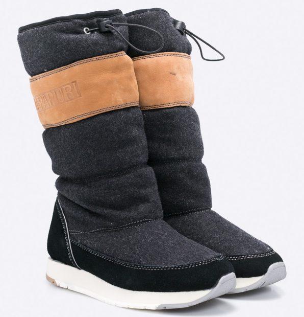 cum ne protejăm de ger. cizme potrivite pentru ger