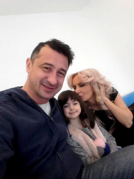 Daniela Gyorfi își aniversează fiica. Ce tort frumos a primit Maria | FOTO
