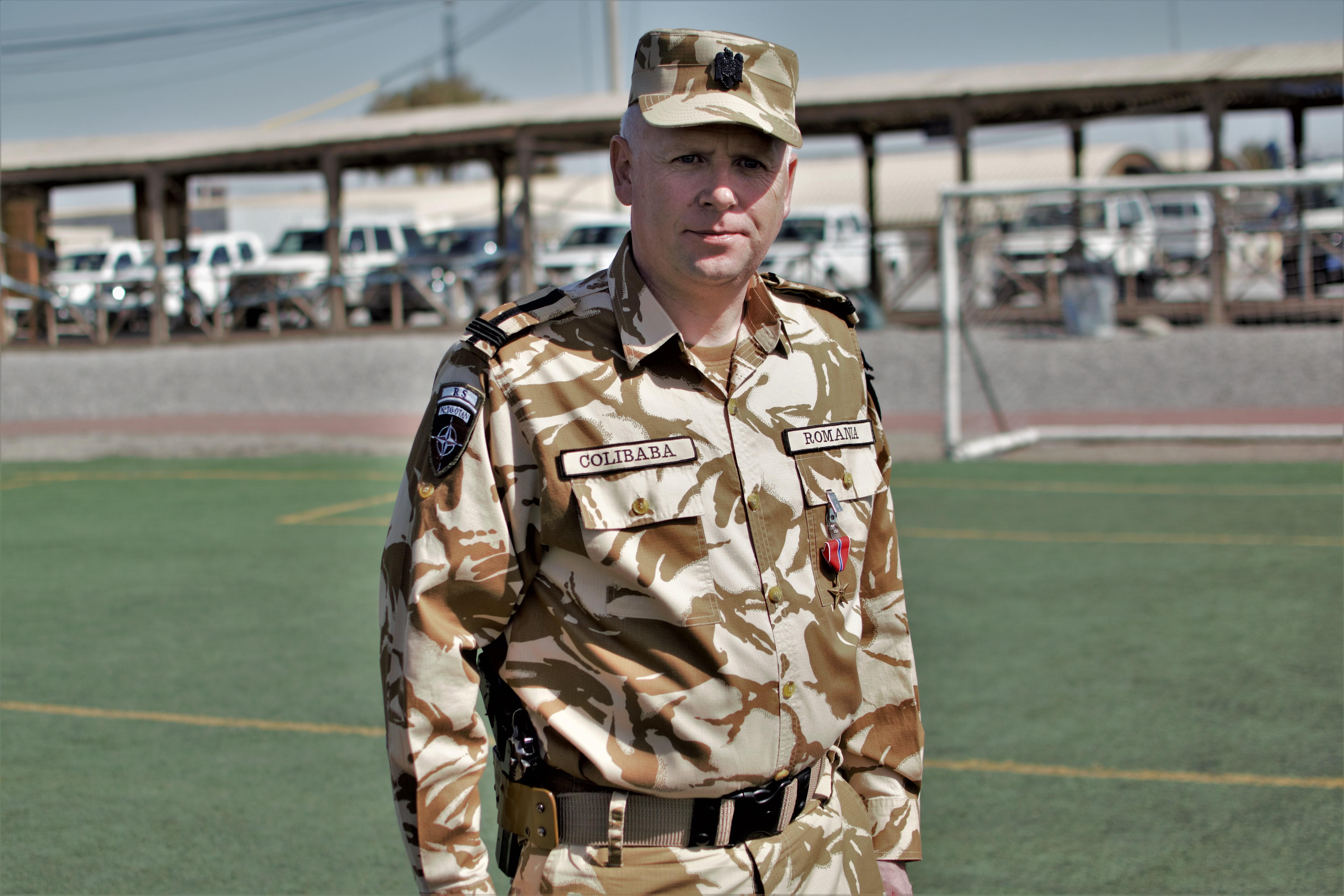 JURNAL DE FRONT DIN AFGANISTAN. Ziua 10: Militarii români, lăudați și decorați de către americani - VIDEO