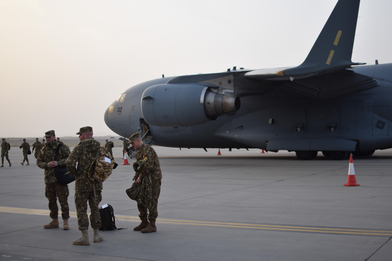 VIDEO 360°/ JURNAL DE FRONT DIN AFGANISTAN. Ziua 1: Drumul spre război