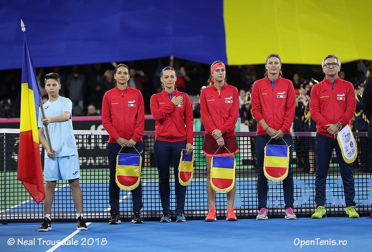 LIVE BLOG Meciul România - Canada 3-1, în Fed Cup. Suntem în barajul pentru Grupa Mondială. Cu cine jucăm? | FOTO&VIDEO