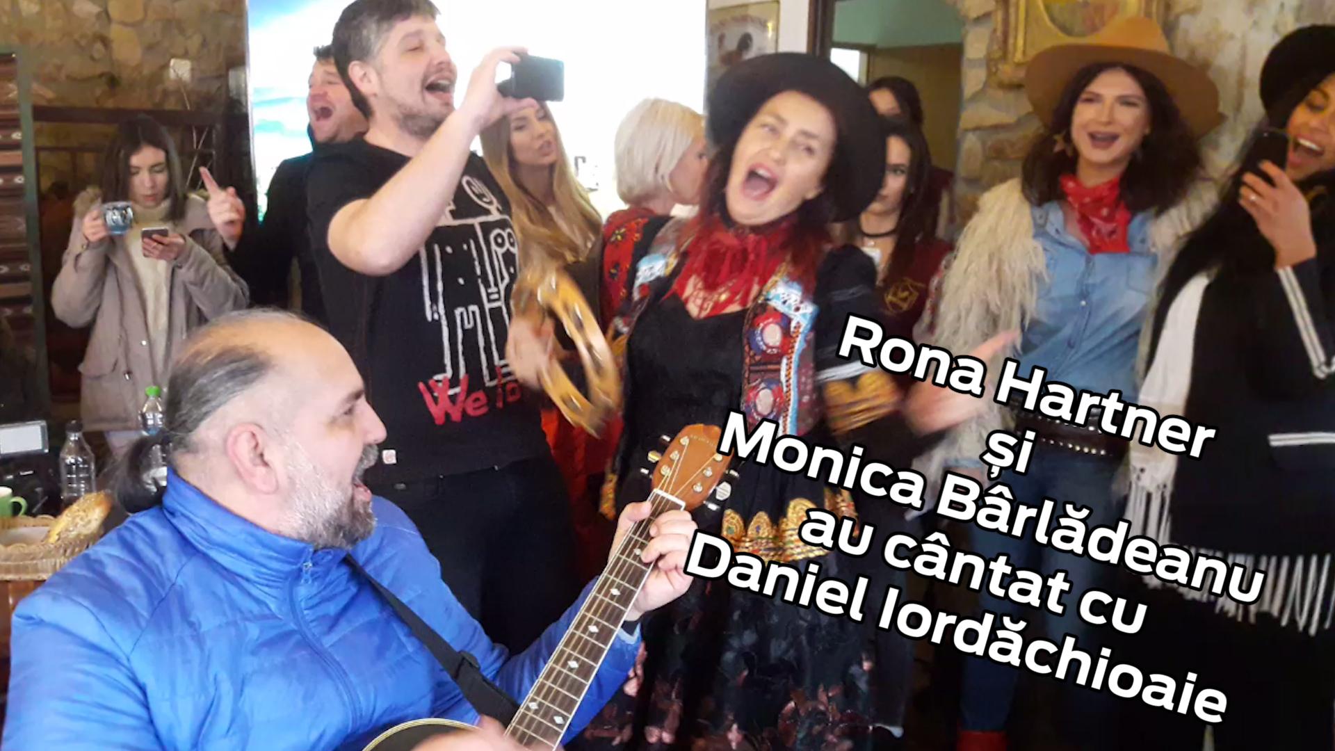 VIDEO EXCLUSIV/ Rona Hartner și Monica Bârlădeanu au ...
