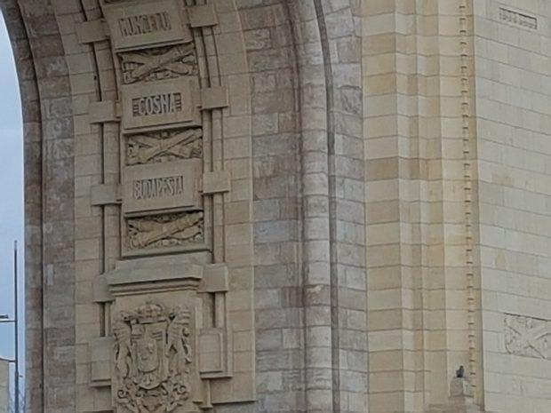 VIDEO/ Centenar. Primul Război Mondial a durat pentru România un an în plus. De ce este Budapesta pe Arcul de Triumf