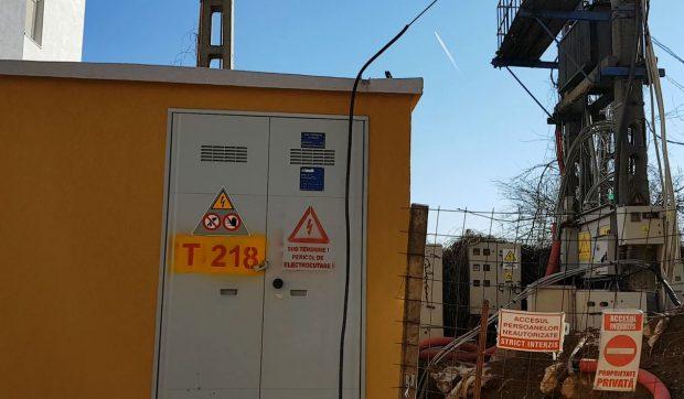 furt de curent electric