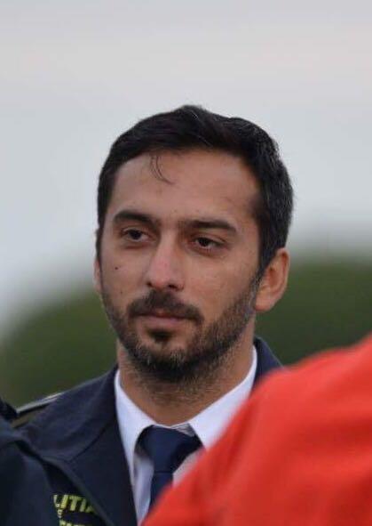 Cms.șef Fabian Bădilă, purtătorul de cuvânt al Inspectoratului general al Poliției de Frontieră