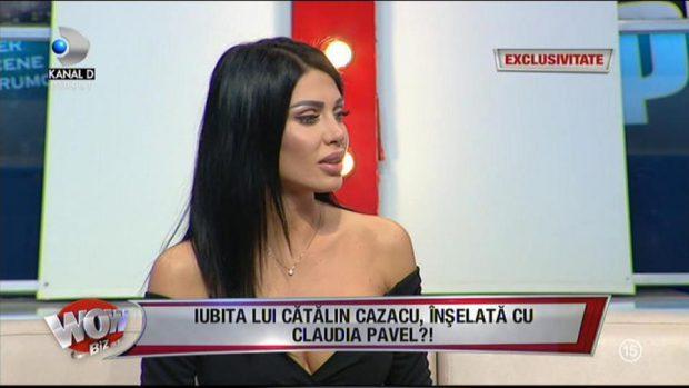 Iubita lui Cătălin Cazacu a pierdut sarcina