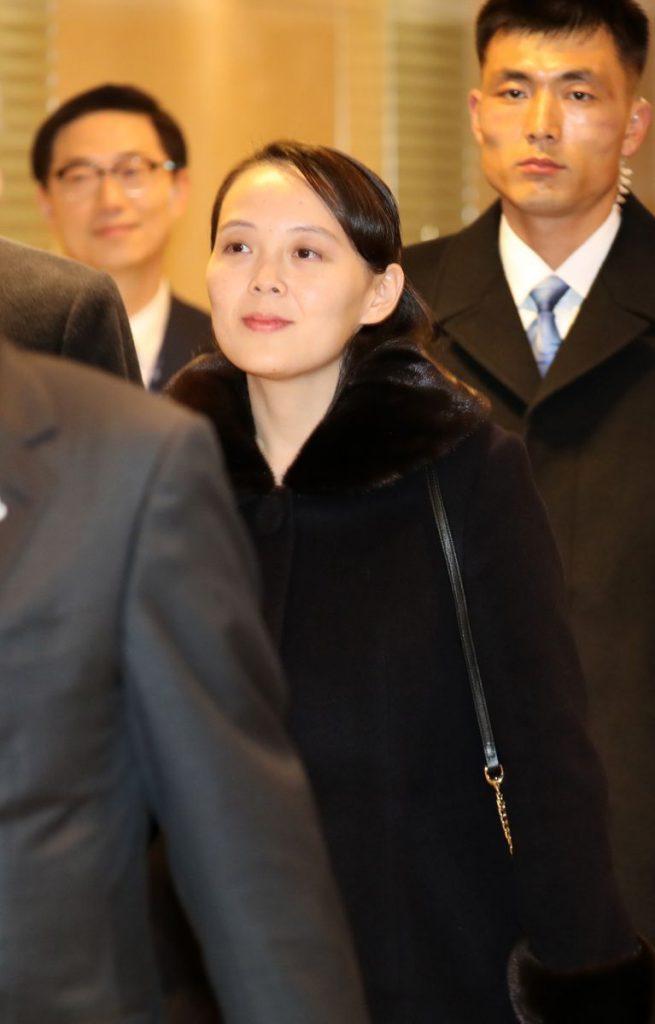 FOTO / Kim Yo-jong, sora lui Kim Jong-un, a ajuns în Coreea de Sud. Cum s-a schimbat în ultimii doi ani de la ultimele imagini publice