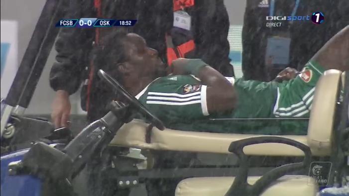 Liga 1, etapa a 26-a. FCSB - Sepsi Sf. Gheorghe 2-0. Autogolul lui Viera, decisiv! Kuku, dus la spital. Reacții / VIDEO