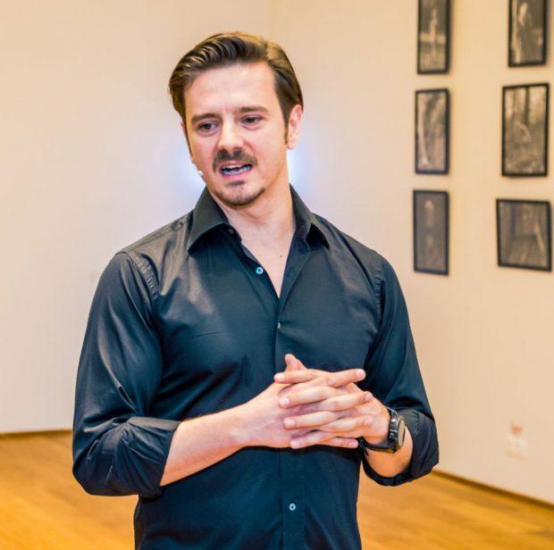 Mihai Petre vorbește despre nașterea celui de-al doilea copil