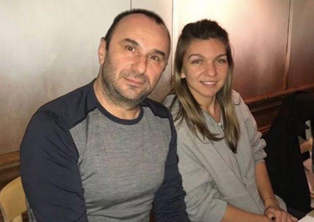 Cu cine a ieșit Simona Halep la restaurant