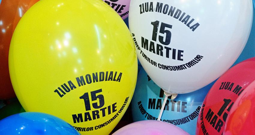 15 Martie Image: Ziua Mondială A Drepturilor Consumatorilor, Marcată Pe 15
