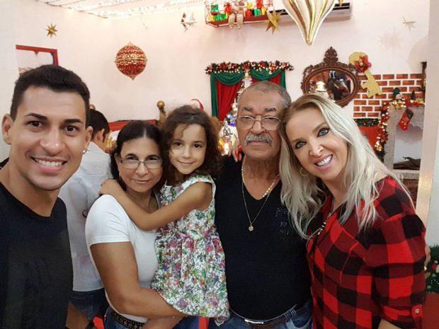Walace Da Silva și-a dus soția și fata în Brazilia. Acum așteaptă ca părinții să vină prima dată în România